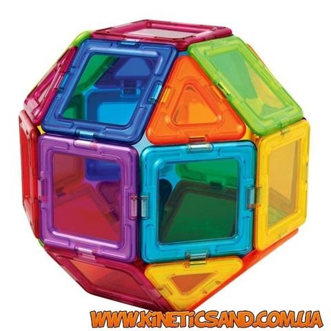 Magformers Базовый Супер 3Д набор, 30 элементов