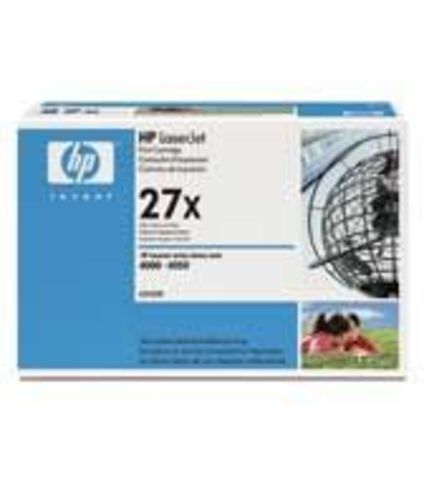 Картридж HP C4127X для принтеров Hewlett Packard LaserJet 4000/ 4050 (ресурс 10000 страниц)