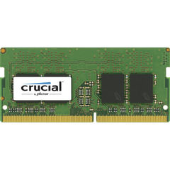 Память для ноутбука Crucial SO-DIMM 4GB DDR4 2400 MT/s (PC4-19200) CL17 SR x8 Unbuffered 260pin