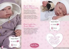 Munecas Antonio Juan Кукла-младенец Reborn