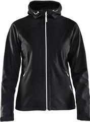 Тёплая лыжная куртка Craft Highland Black женская