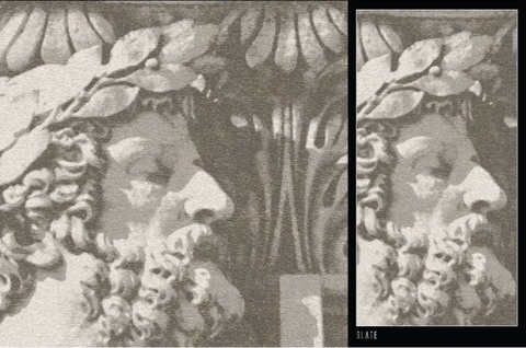 Панно Italreflexes Macro Homer 015 Slate, интернет магазин Волео