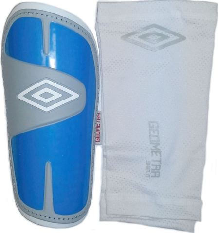 Щитки футбольные Umbro Geometra Shield Guard 20150U-2BZ