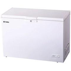 Ларь морозильный 280 л низкотемпературный DELTA D-280HKF, класс A, 2 корзины