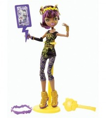 Mattel Monster High Кукла Клодин Вульф из серии