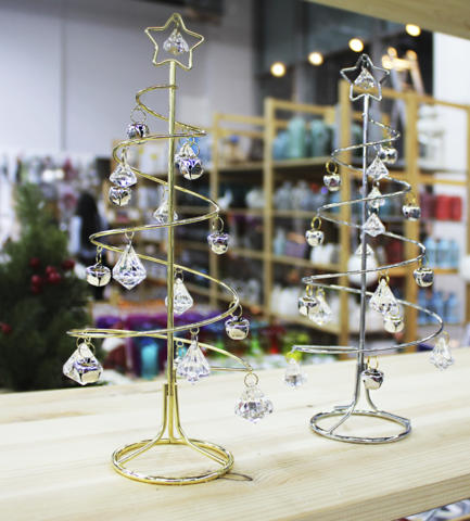 Декоративная Новогодняя елочка (29 см)
