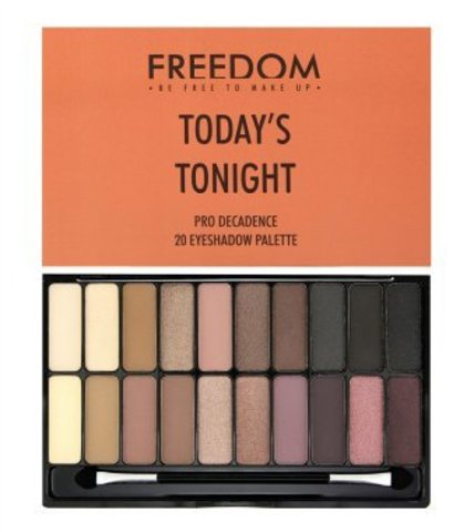 Тени Freedom Makeup London Pro Decadence Palette
