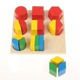Большой набор Монтессори-материалов, 14 предметов 4