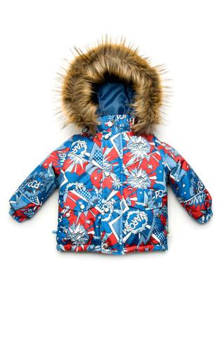 Зимняя куртка Бум