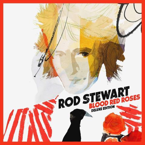 Rod Stewart / Blood Red Roses (2LP)