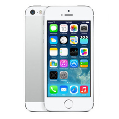 Apple iPhone 5S 16Gb Silver - Серебристый без функции Touch ID