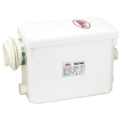 STP-200 Туалетный насос измельчитель. Бок. подк. туалета, раковины, душа. Макс. Производ. до 100л/мин. Стоки до 40*