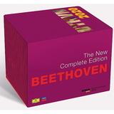 Сборник / Beethoven: The New Complete Edition (118CD+3Blu-ray Audio+2DVD)