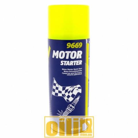 Mannol 9669 MOTOR STARTER 450мл