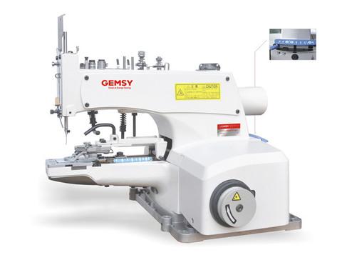 Пуговичная швейная машина Gemsy GEM 373 | Soliy.com.ua