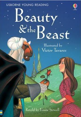Kitab Beauty and the Beast   Louie Stowell