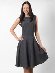 П1 платье темно-серое