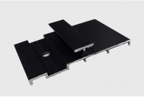 Клипса металлическая промежуточная для LG WOOZEN (GARDECK)