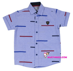 206 рубашка полоски