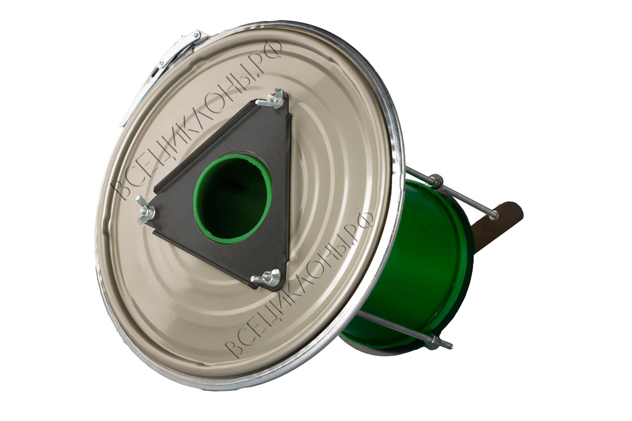 Скелетный крепёж для циклона М-2, крышка и циклонный фильтр продаются отдельно