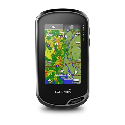 Туристический навигатор Garmin  OREGON 700T GPS Глонасс Россия