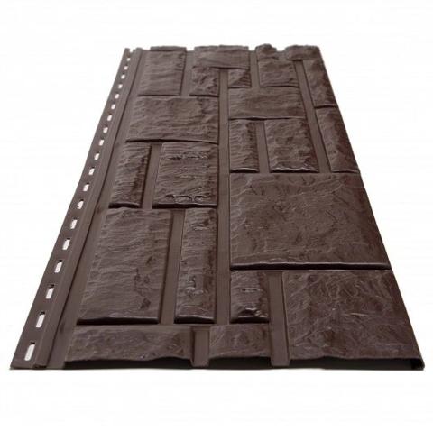 Фасадная панель Доломит Rockvin Корица 3000х260 мм