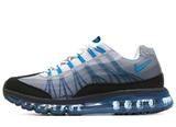 Кроссовки Мужские Nike Air Max 95 + White Grey Black