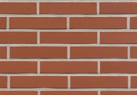 Feldhaus Klinker - R400LDF14, Classic Carmesi Liso, 290x14x52 - Клинкерная плитка для фасада и внутренней отделки
