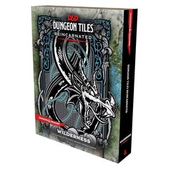 Dungeons & Dragons - Dungeon Tiles  Reincarnated Wilderness