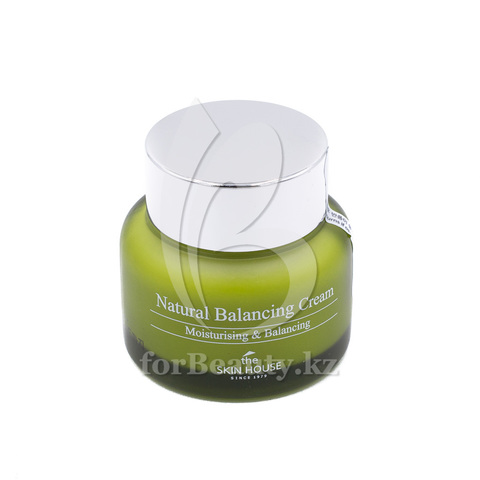 The Skin House Natural Balancing Cream