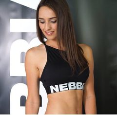 Женский топ Nebbia mini 285 black