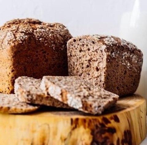 Хлеб Кубик Рожь, 380 гр