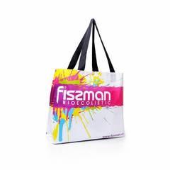 526 FISSMAN Промо-сумка 50x12x40см с логотипом Разноцветная