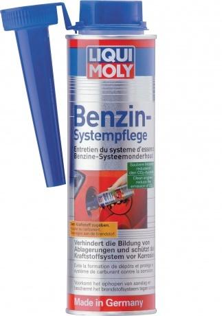 Liqui Moly Benzin System Pflege - Присадка для ухода за бензиновой системой впрыска