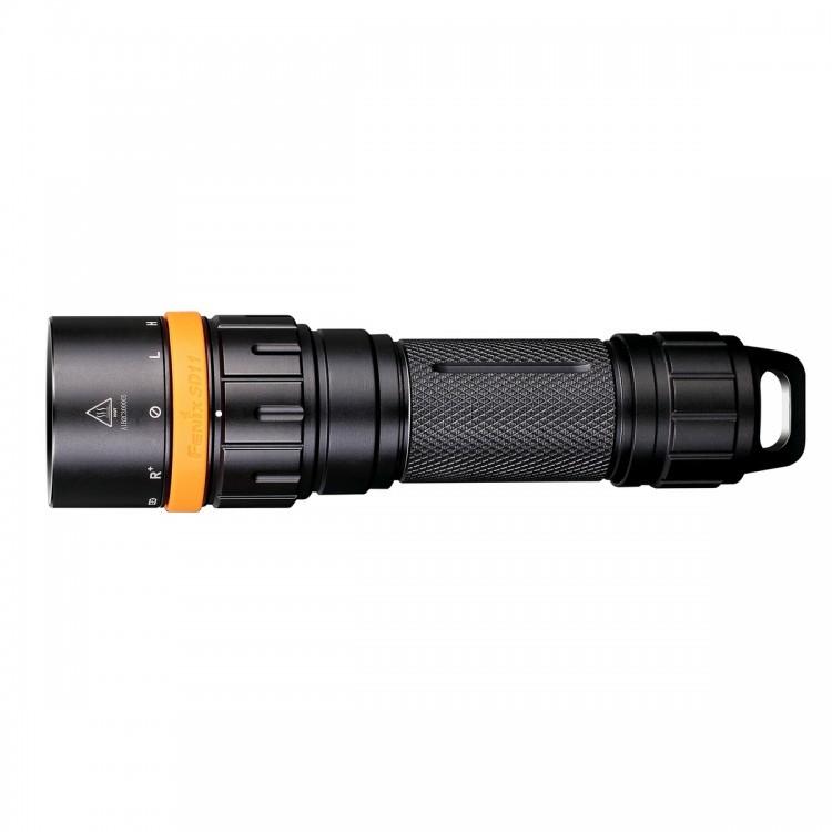 Подводный фонарь Fenix SD11 Cree XM-L2 U2