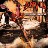 Anvil / Pounding The Pavement (RU)(CD)