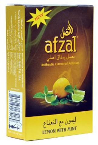 Afzal Лимон с Мятой