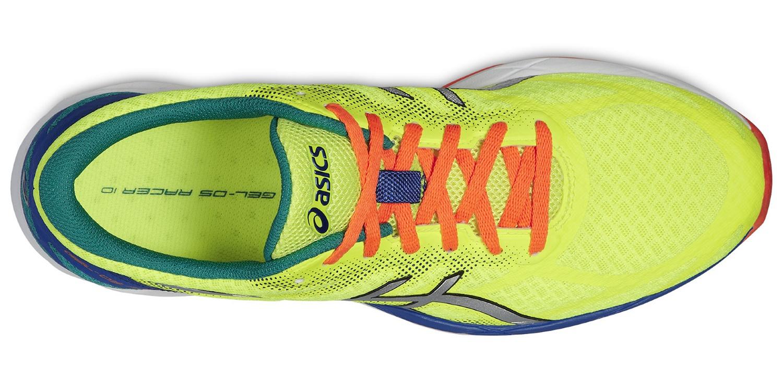 Мужские кроссовки для бега Asics Gel-DS Racer 10 (T407N 0791) желтые фото