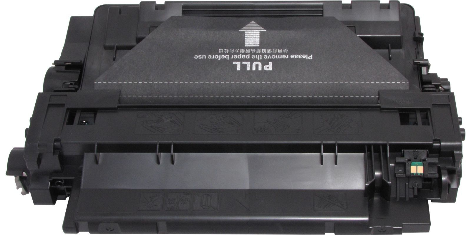 MAK №55A CE255A/(Cartridge 724), черный, для HP/Canon, до 6000 стр.