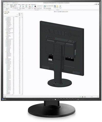 Монитор Eizo FlexScan EV2730Q Black