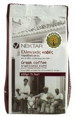 Греческий кофе легкой обжарки Nectar 100 гр