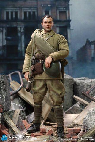 Сталинградская битва 1942 фигурка Юбилейный выпуск