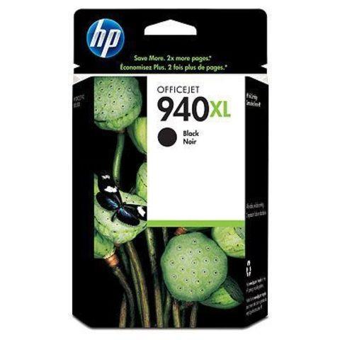 Картридж HP C4906AE (№940XL) для HP OfficeJet Pro 8000/8500 (черный повышенной емкости, 2200 стр., 49 мл.)