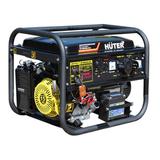 Бензиновый генератор Huter DY8000LXA - фотография
