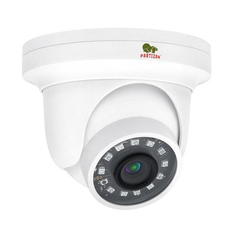IP-камера купольная 2МП Partizan IPD-2SP-IR SE v2.1 (82026)