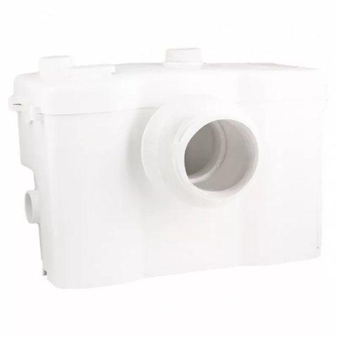 STP-100 LUX Туалетный насос измельчитель. Макс. Производ. до 200 л/мин. Мощн. 600 Вт , Стальные ножи. Температура стоков 90*
