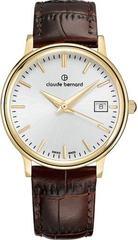 Женские швейцарские часы Claude Bernard 54005 37J AID