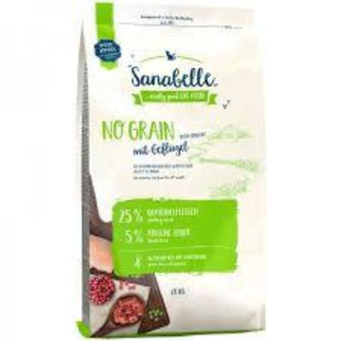 Bosch Sanabelle No Grain 10 кг беззерновой