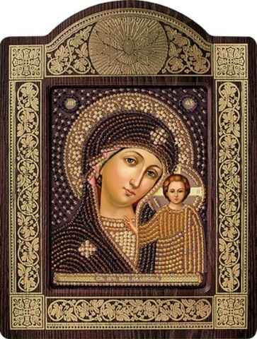 CH8002 Богородица Казанская