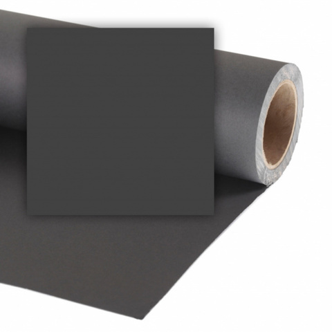 Фон бумажный Colorama LL CO168 2,72x11m Black